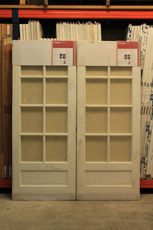 Kamer en suite deuren 1 set living doors ld 6562 93x231 for Norhtgo deuren