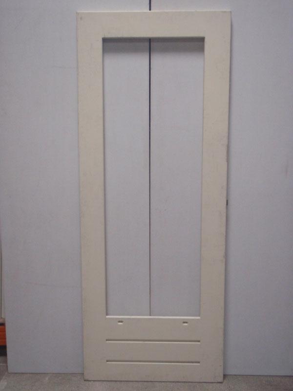 Buitendeuren java merbau balkondeur bw 40 wit gegrond for Norhtgo deuren