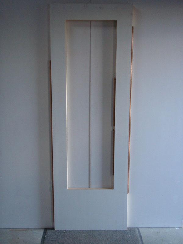 Binnendeuren standaard boarddeur 68x201 5 stomp for Norhtgo deuren