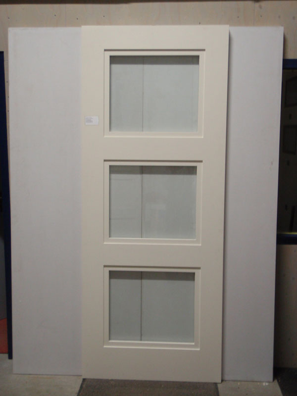 Binnendeuren norhtgo a v673 93x231 5 stomp incl blank glas for Norhtgo deuren