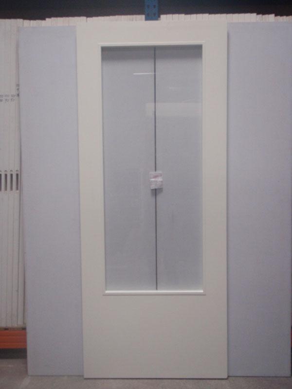 Binnendeuren berkvens boarddeur afgelakt ral 9001 93x231 for Norhtgo deuren