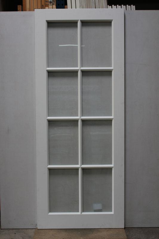 Albo deuren albo mozart 8 ruits 93x231 5 stomp incl for Norhtgo deuren