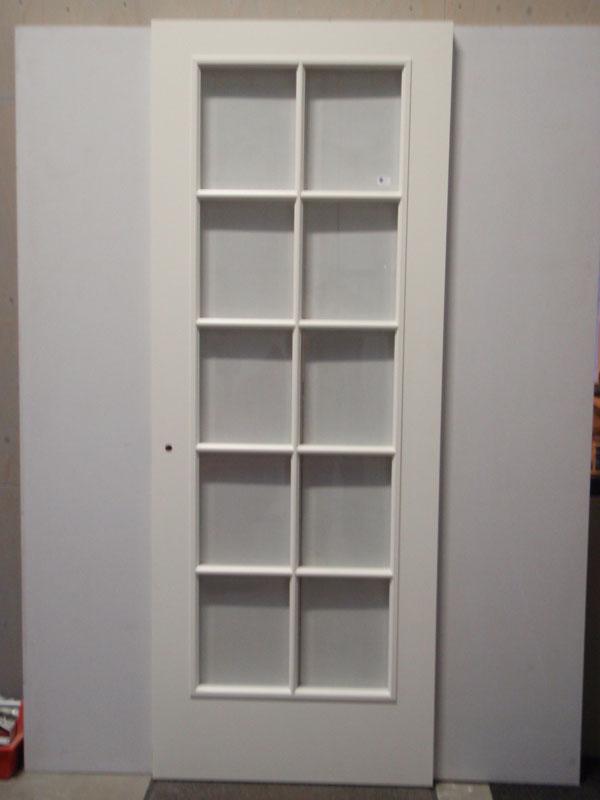 Svedex regent ar11 88x231 5 stomp incl blank facet glas for Norhtgo deuren