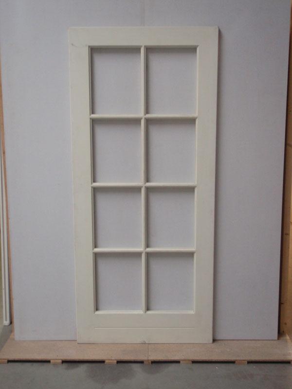 Overige paneeldeuren paneeldeur 88x199 opdek rechts for Norhtgo deuren