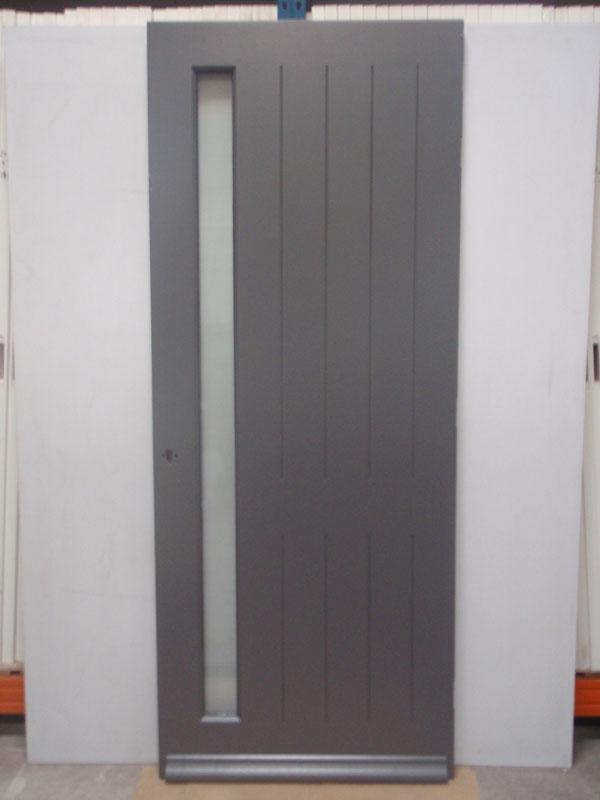 Voordeuren Weekamp Wk 1733 Voordeur 93x231 5 Cm Incl